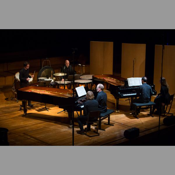 Sonata for 2 Pianos and Percussion, B. BARTOK  (c) Guy Buys